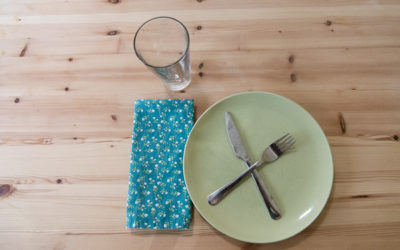 Fasting: A Time Out