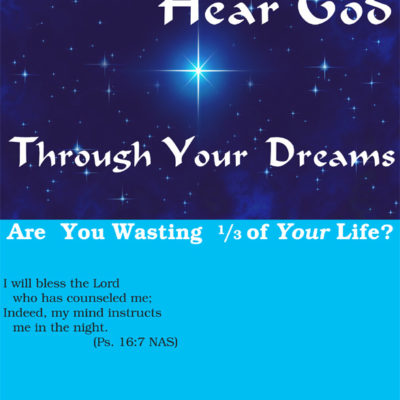 Hearing God Through Your Dreams CDs | Glory Waves